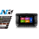 Dynavin N6-VW Dvd Auto Multimedia Gps Bluetooth Skoda Seat VW